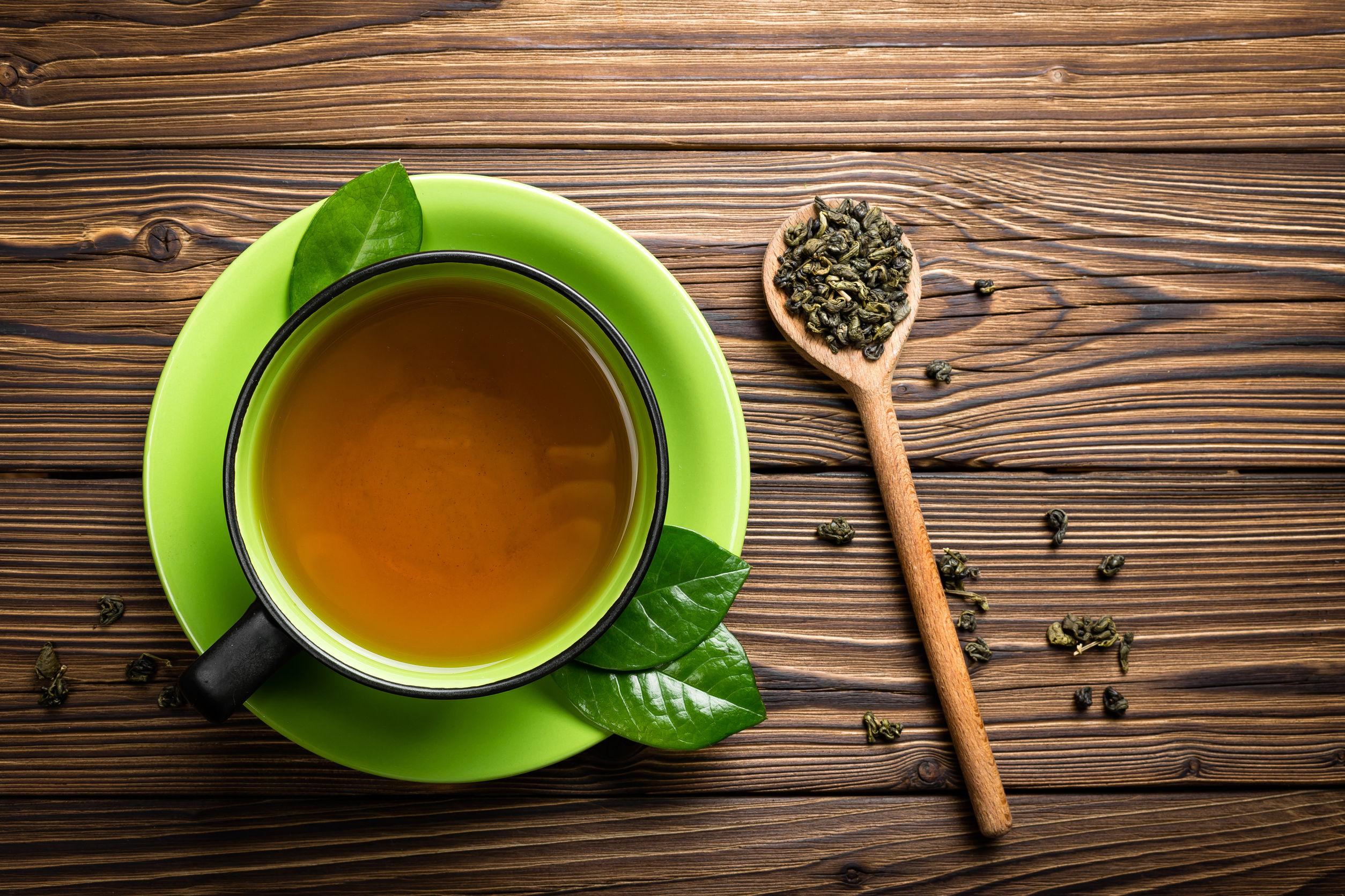 53694254 - tea cup